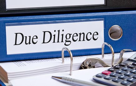 Illustration - due diligence